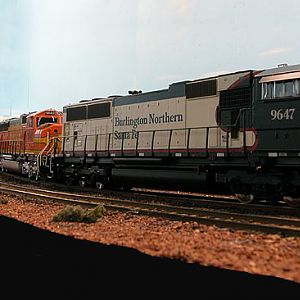 BNSF Doublestack