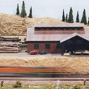 Watson and Sons sawmill #2
