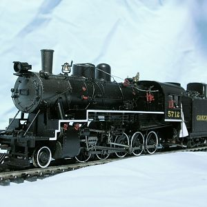 Grizzly Northern 5712 2-10-0
