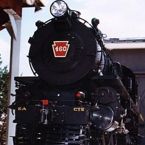 PRR E6s Atlantic # 460