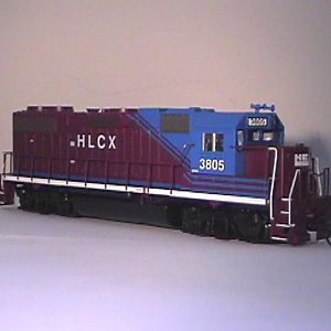HLCX 3805 (nice new Athearn Product)
