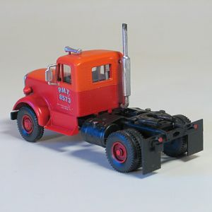 PMT Tractor