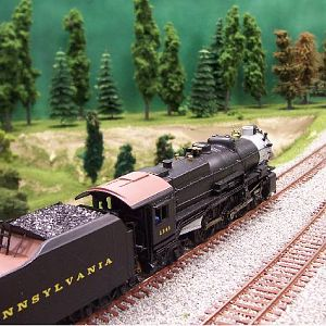 PRR #1361 Leaving the Narrows