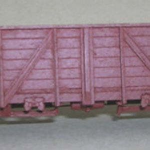 Cars for the Alabama Central