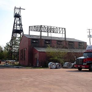 Woodward Iron Pyne Red Ore Mine