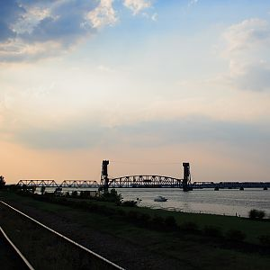 Decatur drawbridge