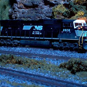 NS N-Scale Layout