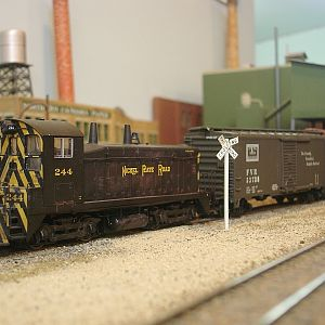 NKP Switcher