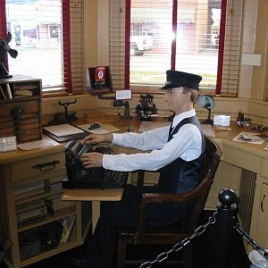 Cookeville TN Depot Clerk