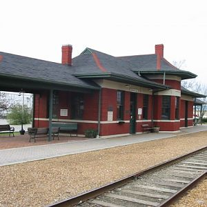 Cookeville TN Depot