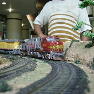 669 -Model Railroad Brazil
