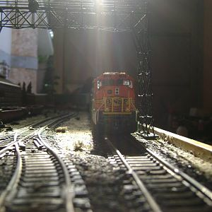 The 9959 -Model Railroad Brazil
