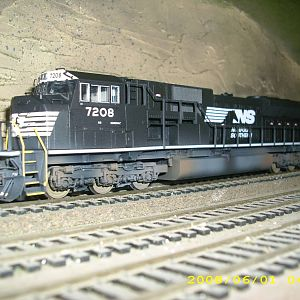 ns sd80mac #7208