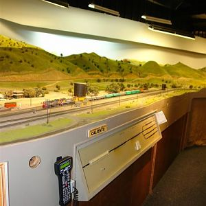 La Mesa Model Railroad Club