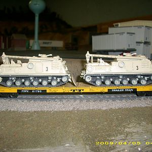 tofc m88`s tank wreckers