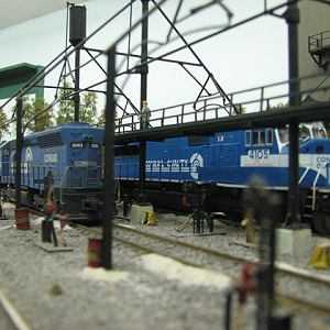 conrail @ the sanding tower