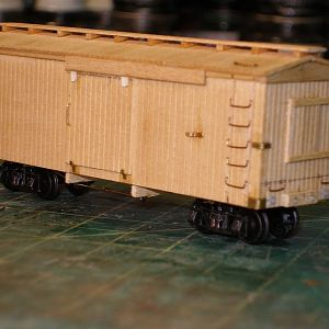 ventilated boxcar