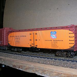 Pacific Fruit Express Reefer #11034