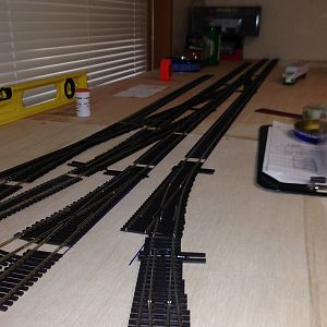 Track Laying