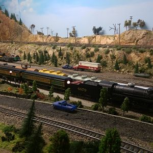 Livingston Model railroad club